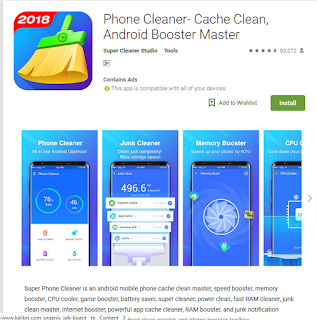 Phone Cleaner – Cache Clean, Android Booster Master