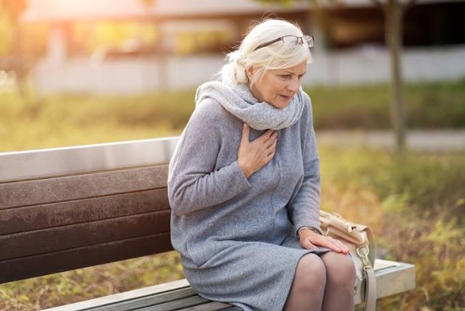 Kırık kalp sendromu kadınlarda 9 kat daha fazla