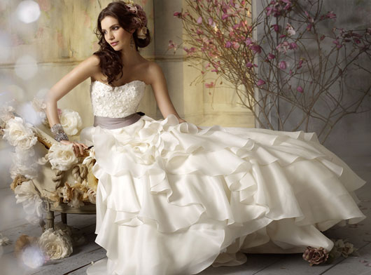 Cheap Wedding Gowns Online Blog: 6 High Fashion Designer