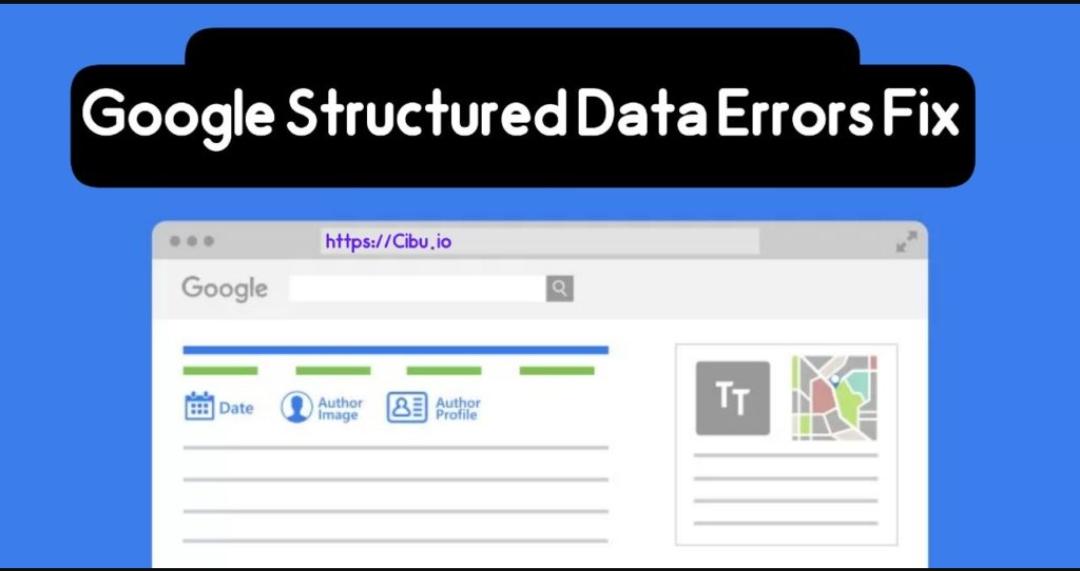 Structured Data Errors || কিভাবে ব্লগারের Structured Data Errors গুলি Fix করবেন?