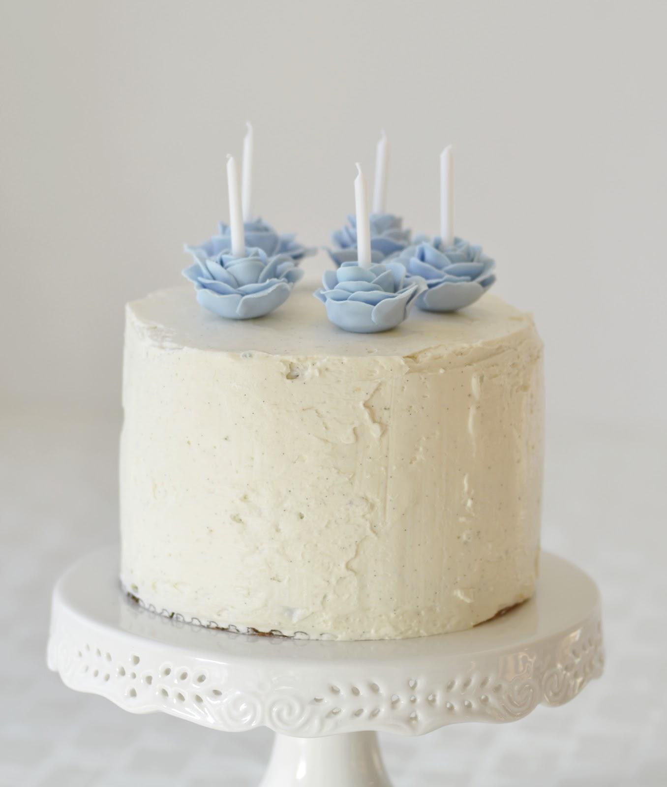 Earl Grey Butter Cake