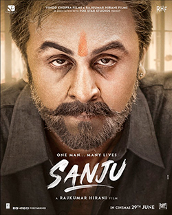 Sanju 2018 Hindi Full Movie V2 pDVDRip 720p