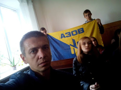 """Что сулит нам создание партии """"Национальный корпус"""" в Укрорейхе?"""