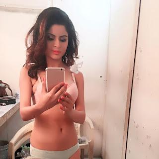 Gehana Vasisth Hot Twitter Photos