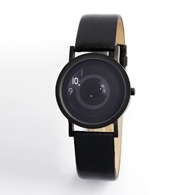 Black Reveal Watch