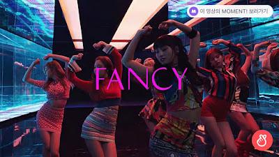 [THEQOO] Twice'ın 'Fancy' dönüşünden kısa koreografi teaserı yayınlandı