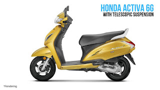 5 Things You Need To Know about Upcoming Honda Activa 6G