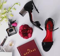 Logo Vinci gratis paia di scarpe con tacco intercambiabile Mestrae Europe