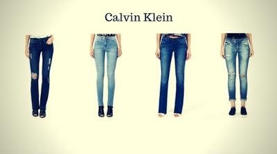 Marca de Calça Jeans Feminina Calvin Klein