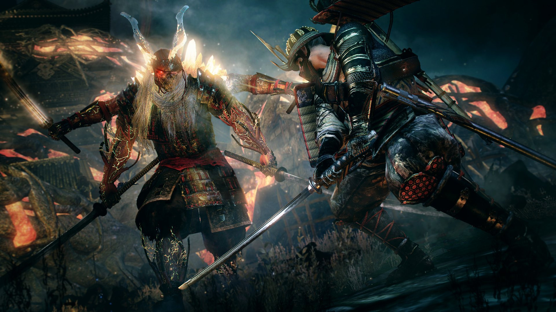 Nioh 2 - how to get all the awards (achievements, achievements) and get platinum