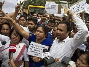 Rift in Assam BJP over Citizenship Amendment Bill