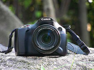Bridge Digital Camera