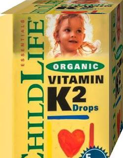 Vitamina K2 Lichida pentru Copii pareri forumuri