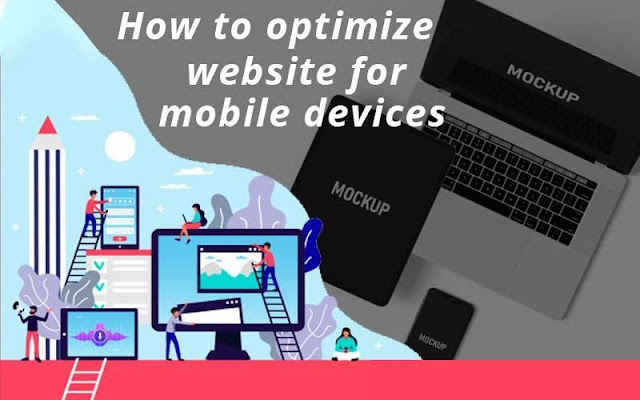 Website Optimization for Mobile Devices