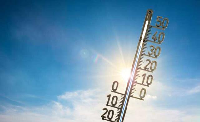 Ανεβαίνει το θερμόμετρο την επόμενη εβδομάδα