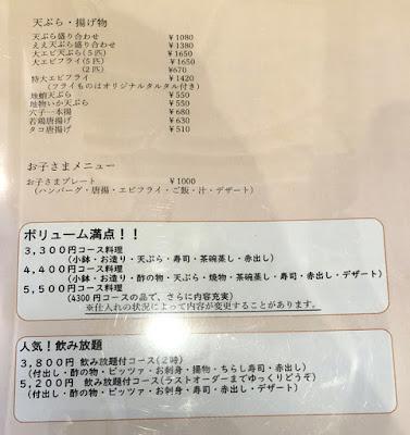 活魚料理 魚榮(さかえ)ランチメニュー紹介