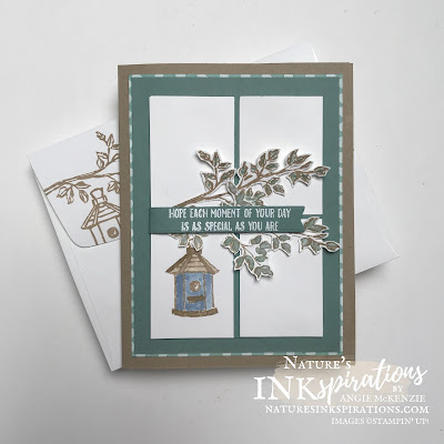 """Weekly Digest #31   Week Ending August 28, 2021   Nature's INKspirations by Angie McKenzie for the Crafty Collaborations Crafty Challenge Blog Hop; Click READ or VISIT to go to my blog for details! Featuring the Garden Birdhouses Photopolymer Stamp Set and the Through It Together Cling Stamp Set along with the Pattern Party 12"""" x 12"""" Host Designer Series Paper from the 2021-2022 Annual Catalog by Stampin' Up!; #sketchchallenge #incolorscollection #gardenbirdhouses  #throughittogether #fussycutting #watercoloring #getwellcards #layeredcards #cardtechniques #craftychallengebloghop #stampinup #naturesinkspirations #makingotherssmileonecreationatatime"""