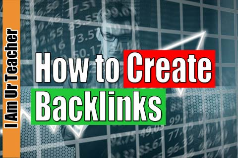 How to create backlinks when you have a new site and no money