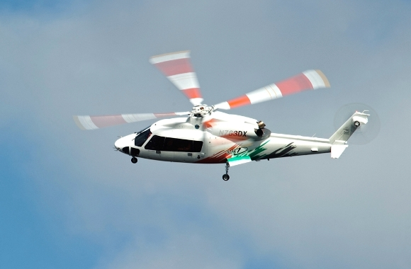 Helikopter S-76D SAR