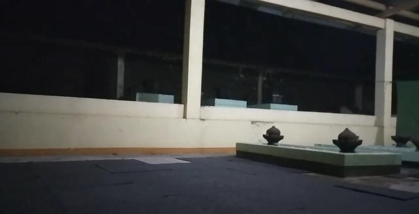 Makam KH. Ibrahim Jawar Wonosobo