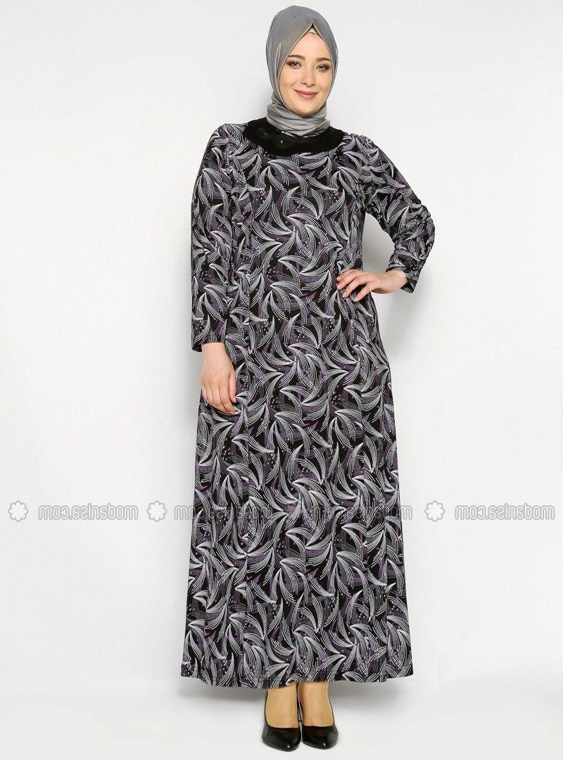 Mayra Hijab: Model Baju Gamis Batik Untuk Orang Gemuk Terbaru 12