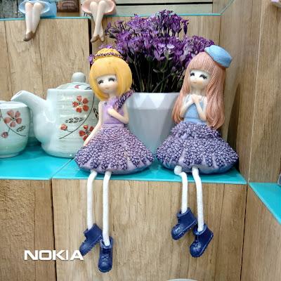 Hasil Foto Square dengan Watermark Nokia 5.1 Plus (Endah/Teknogav.com)