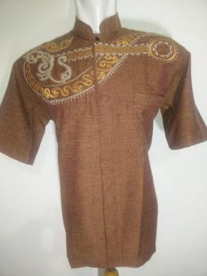 Baju Koko Trijex Lengan Pendek