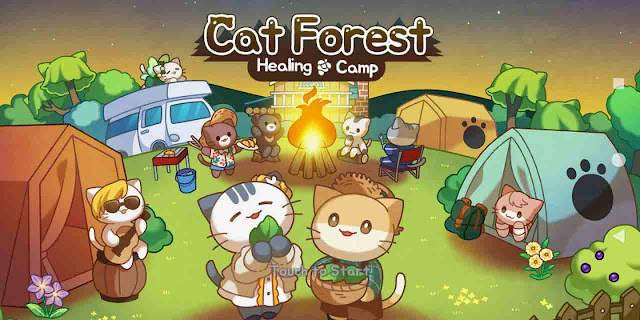 gama cat forest dua