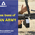 Weapons of Indian Armed Forces: Machine Guns