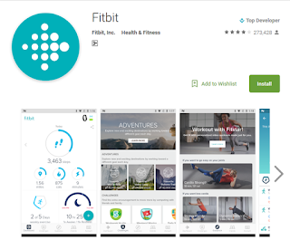 Set Up Fitbit Charge Hr