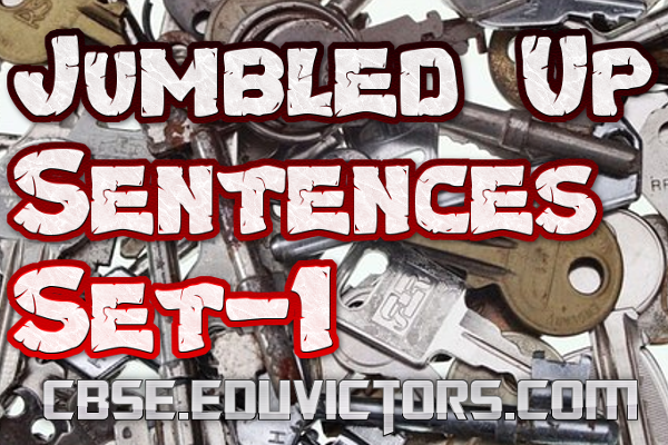 jumbled sentences pdf download