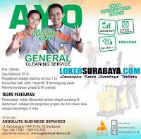 Karir Surabaya Terbaru di Absolute Business Services November 2019