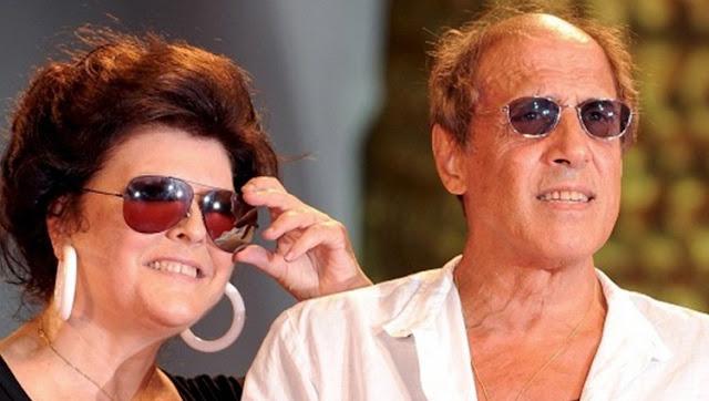 Архивные фотографии молодости Адриано Челентано и его супруги активно обсуждают в сети