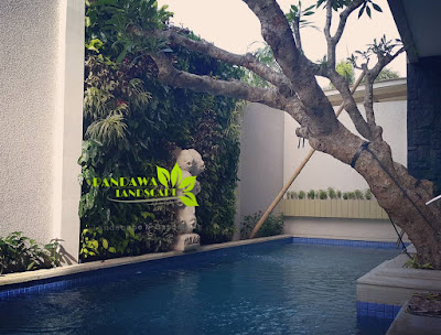 jasa vertical garden semarang