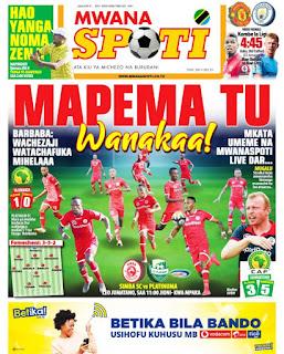 Habari kubwa za Magazeti ya Tanzania leo January 6, 2021