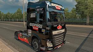 DAF Euro 6 Express skin
