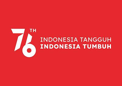 Download Logo HUT RI 76 2021