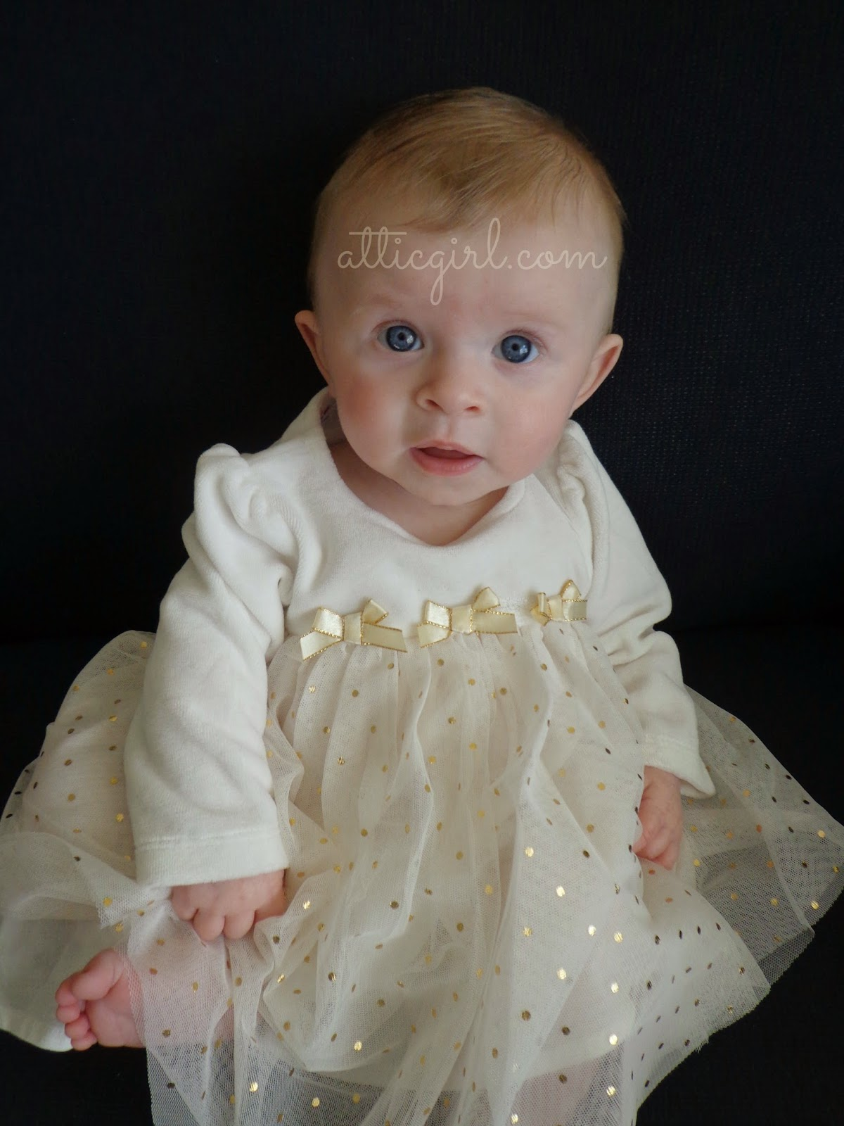 Truly Scrumptious by Heidi Klum Holiday Dress for Baby ...