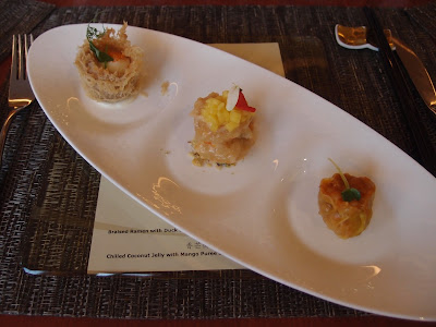 Deluxe Trio Appetizer Combination