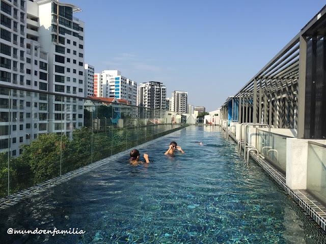 Apartamento en Geylang