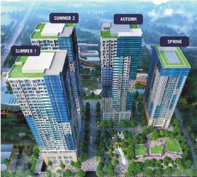 Dự án chung cư Goldseason Nguyễn Tuân