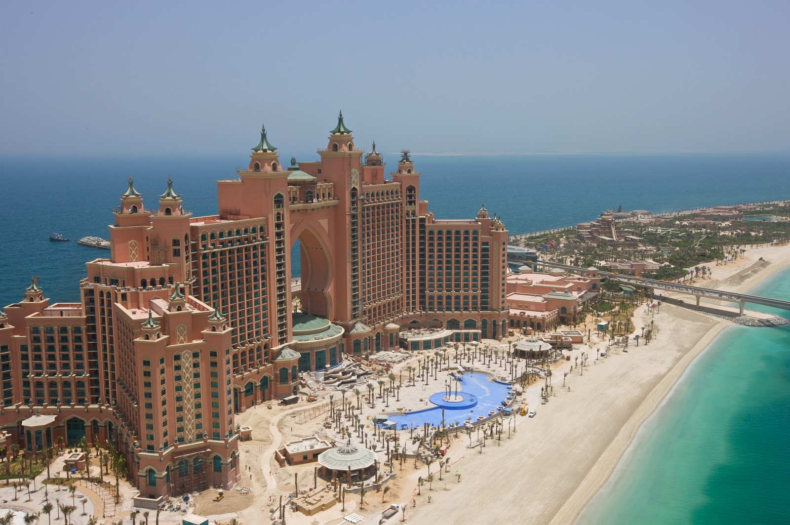 Travel Trip Journey : Palm Jumeirah Dubai