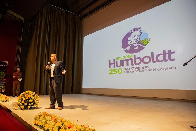 Inicia el 2do Congreso Latinoamericano de Biogeografía