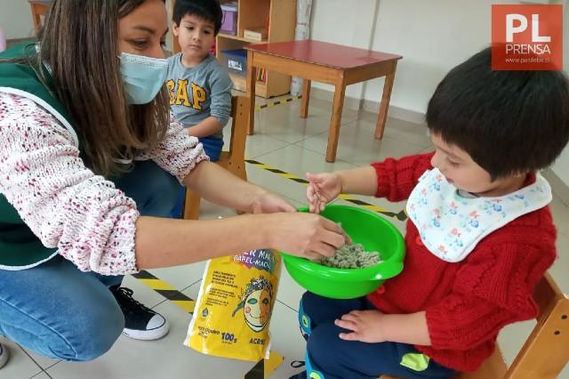 Relevando la educación parvularia en pandemia