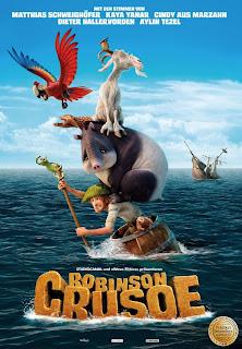 Robinson Crusoe (2016) โรบินสัน ครูโซ ผจญภัยเกาะมหาสนุก [พากย์ไทย+ซับไทย]