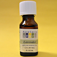 Using lavender oil as an essential oil on my natural hair