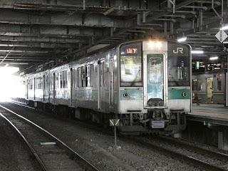 【ダイヤ改正で復活!】常磐線 山下行き2 701系