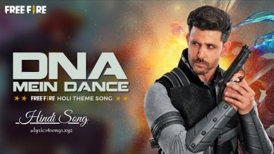 DNA MEIN DANCE LYRICS - Hrithik Roshan | Lyrics4songs.xyz