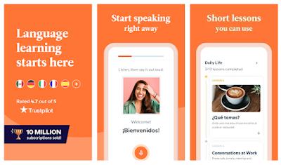 Daftar Aplikasi Terbaik Belajar Bahasa Inggris Untuk Android