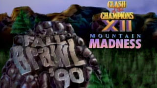 WCW Clash of the Champions XII - Fall Brawl '90: March Madness